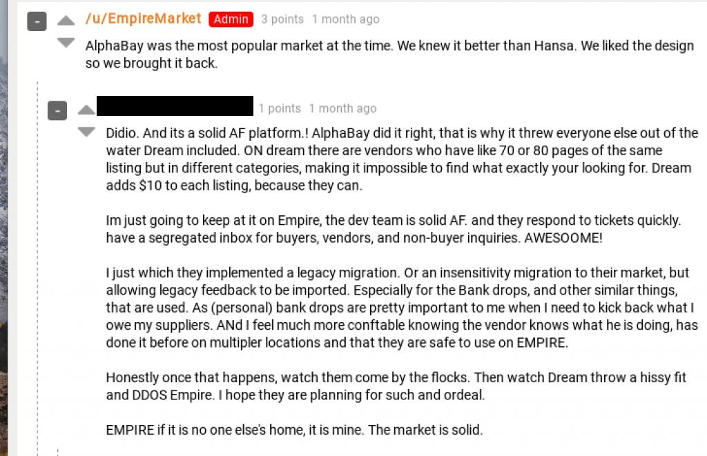 The New Dark Markets