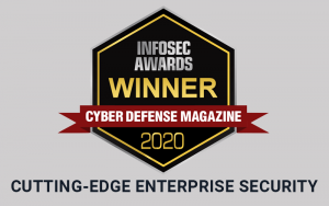 Cyber Defense Magazine recognizes SpyCloud in the 2020 Infosec Awards for Cutting Edge Enterprise Security